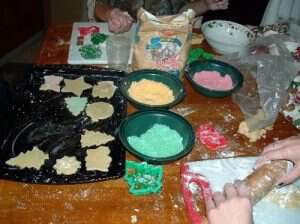 Cookie Mess