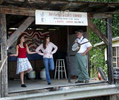 Clogging at clays corner in brasstown