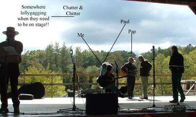 The blind pig gang performs at the JCCFS fall festival oct 7 2pm