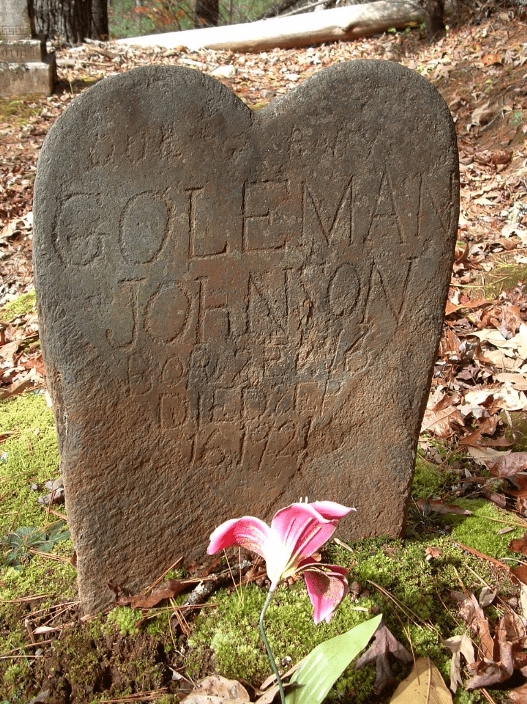 Goleman Johnson Sept 16 1921