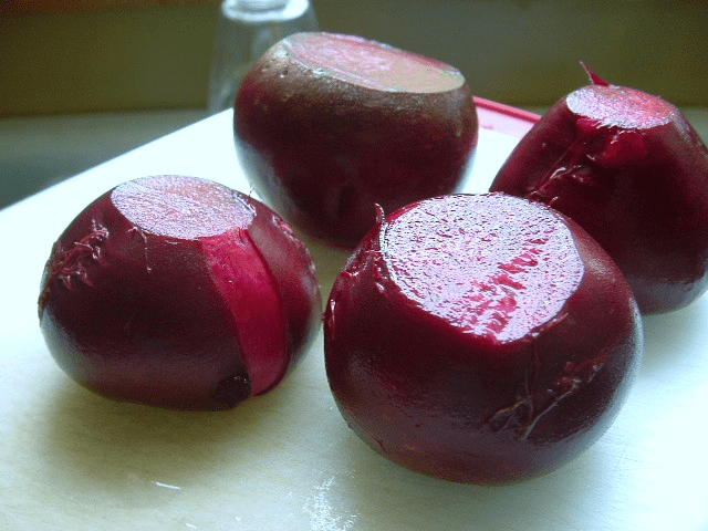 The easiest way to cook beets