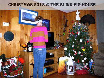 Christmas 2013 blind pig and the acorn
