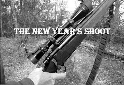 New years eve shoot in appalachia
