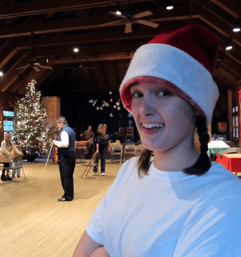 Christmas at the john c campbell folk school