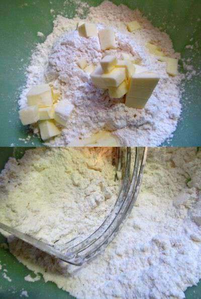 Old fashioned biscuit batter bread