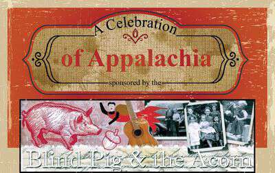Blind Pig and the Acorn celebrates Appalachia