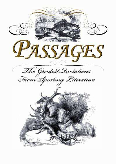 Passages cover jim casada