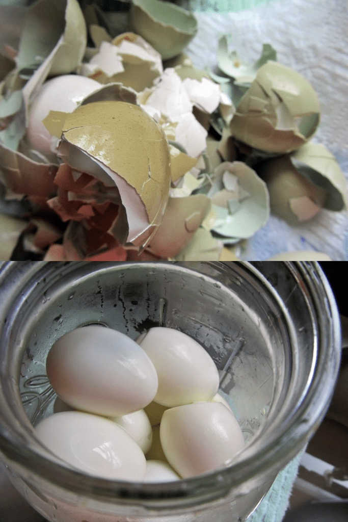 Recipe for pickled eggs