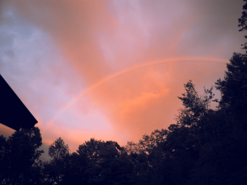 My life in appalachia rainbows