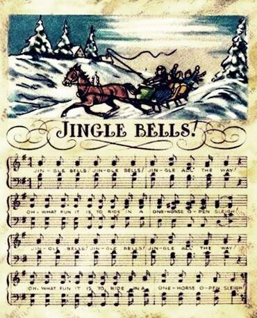 Jingle Bells by paul and jerry wilson