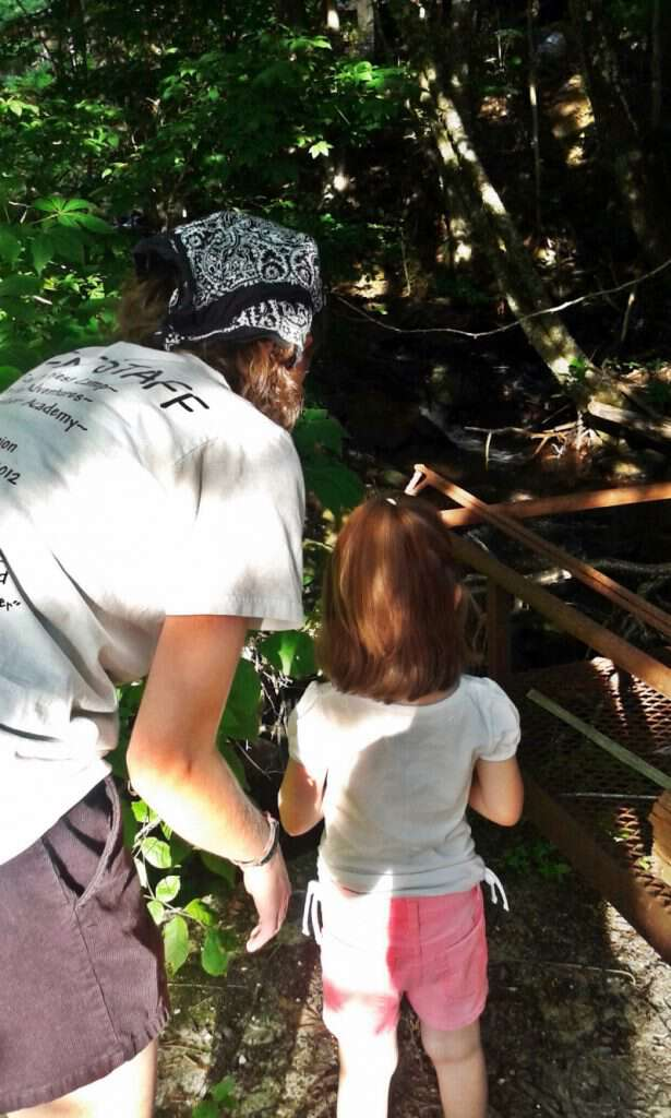 My life in appalachia teaching the next generation to love the great outdoors