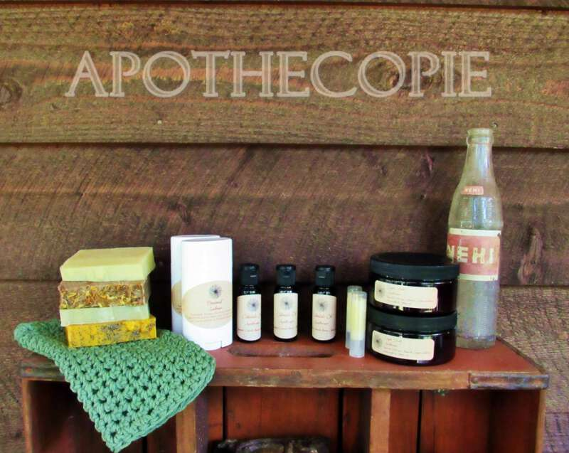 Apothecopie natural products