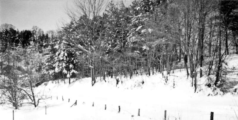 Blizzard March 17 1936 Haywood County NC
