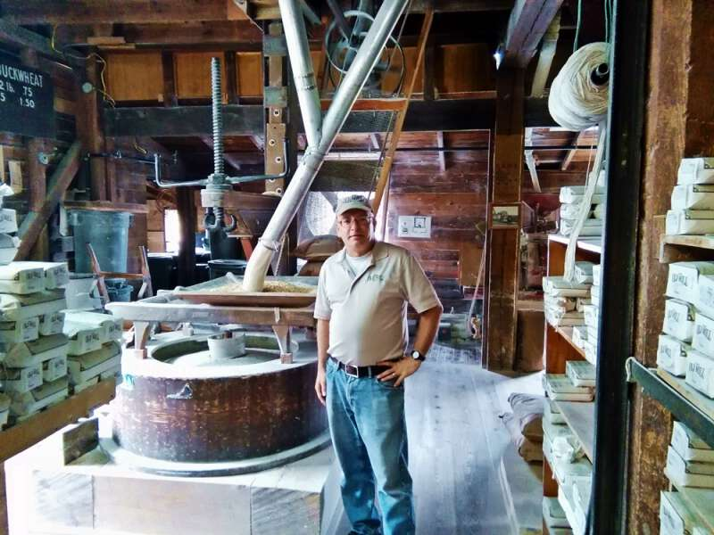 Chuck Childers - Miller of The Old Mill