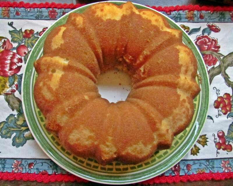 old fashioned pound cake easy recipe