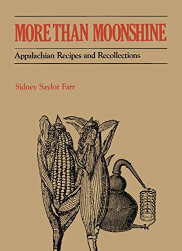 Sydney Saylor Farr more than moonshine