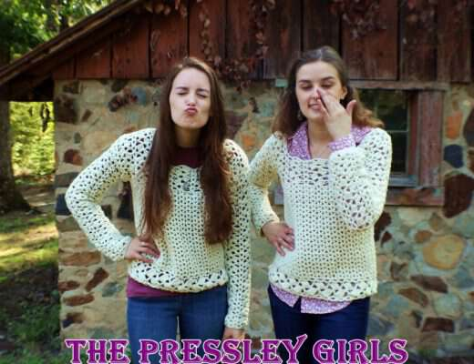 The Pressley Girls Variety Show