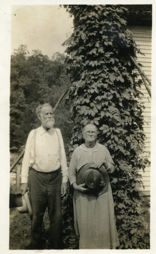Rev. John D. & Margaret A. Houston Walker