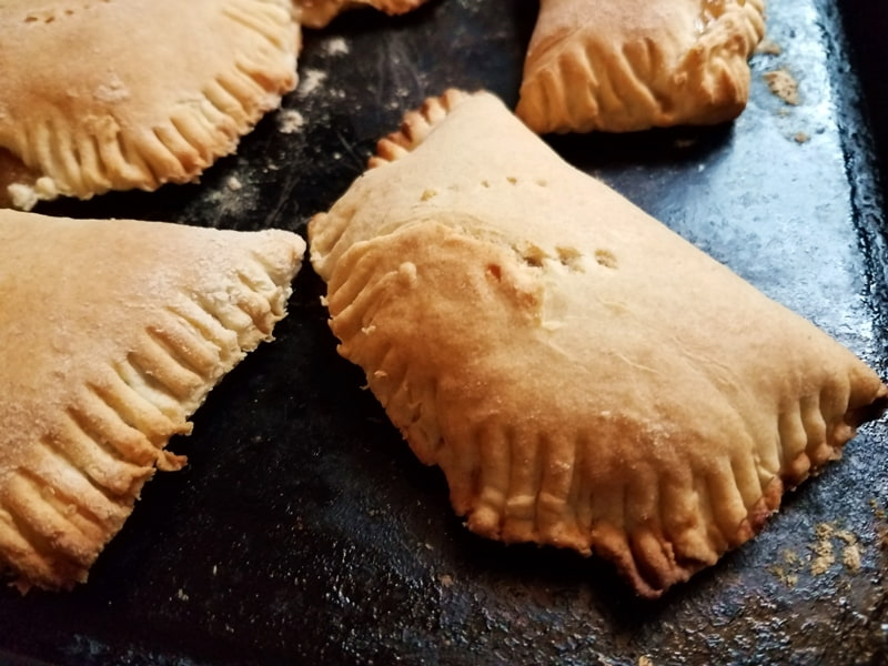 recipe for baked hand pies